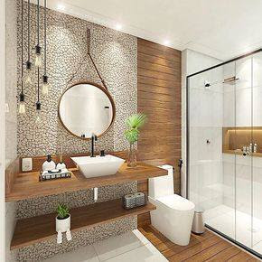 modern bathroom tile design ideas for flooring and walls