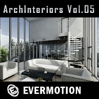 Evermotion Archinteriors vol.05 室內3D模型第5季下載