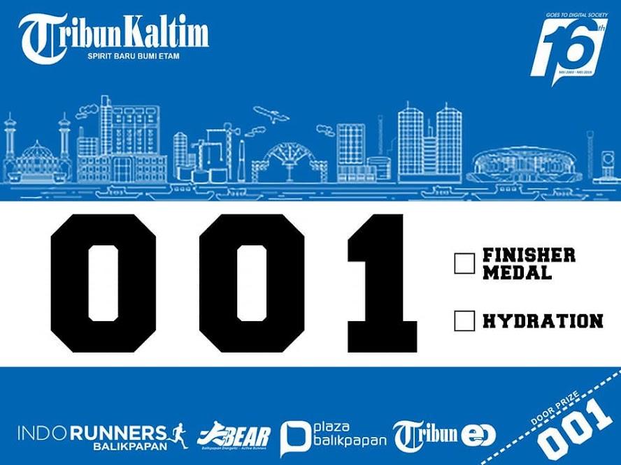 Bib Urban 5K Run 2019