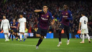 نتيجة مباراة ريال مدريد وبرشلونة اليوم السبت 2-03-2019 في الدوري الاسباني