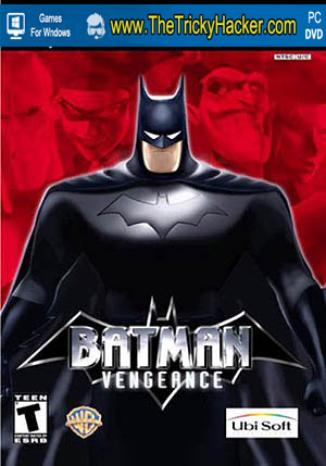 Batman Vengeance Free Download Full Version Game PC