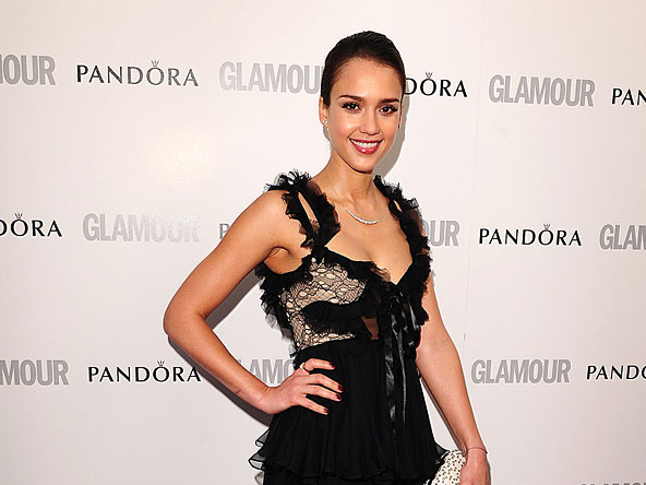Glamour Women of the Year Awards 2012 | Jessica Alba