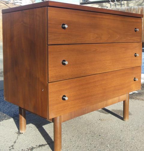 Stanley Fine Furniture Mid Century Dresser Commode Sold Circa Modern 2017