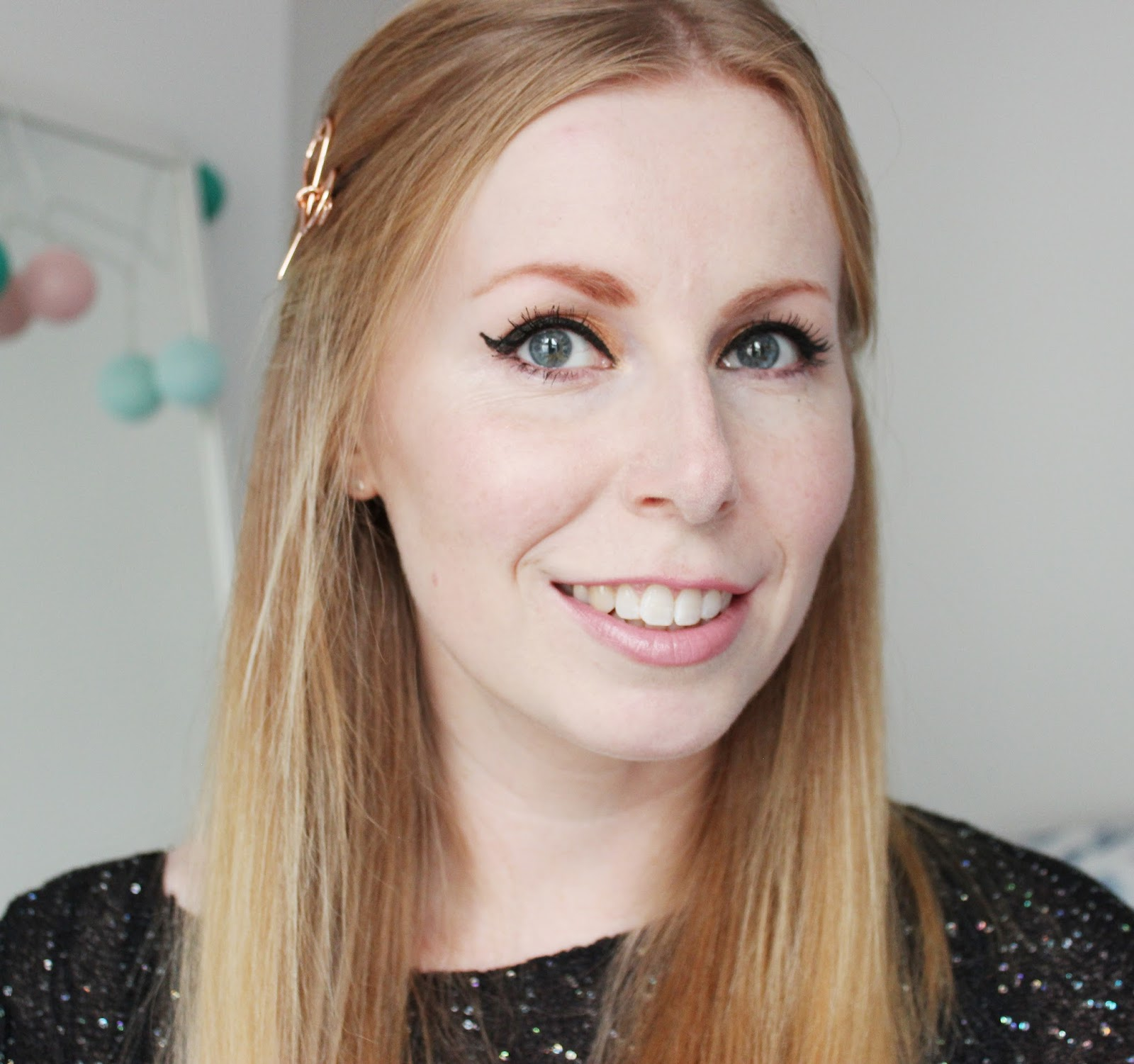 GHD Copper Luxe Platinum Styler review and party hairstyles