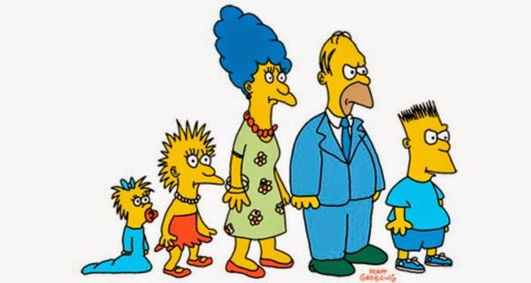 El por qué del declive de Los Simpson