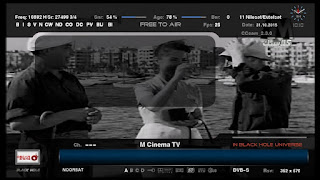 تردد قناة  M Cinema TV