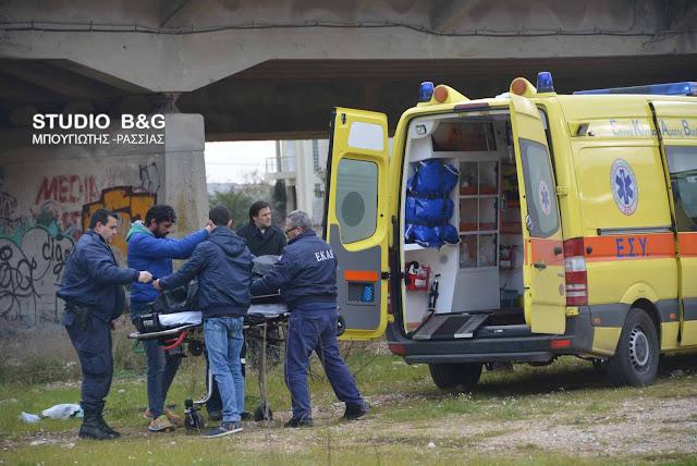 Βρέθηκε πτώμα γυναίκας σε προχωρημένη σήψη στο Ναύπλιο
