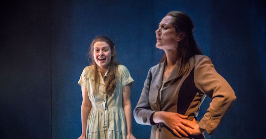 Beautiful at the ballet: No Place For A Woman @Theatre503
