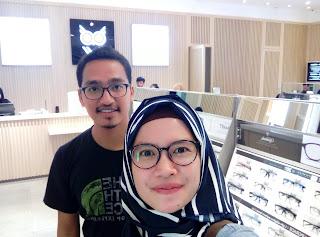 review kacamata murah di owl eyewear Jakarta nana nanudz