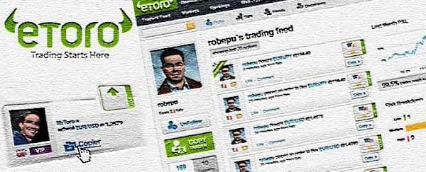 Especulación social: Copiar a los mejores traders