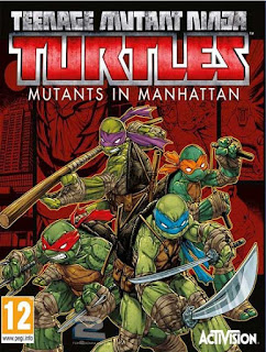 TMNT Mutants in Manhattan Full Version Download PC Game