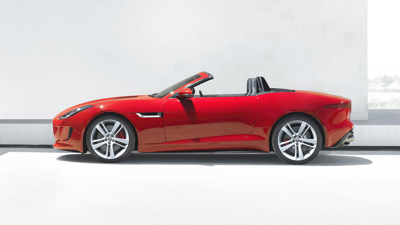 Boxfox1: Jaguar All-new F-Type