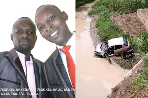 Twin Brothers Recruited Into The Police Same Day, Die Same Day In Fatal Accident