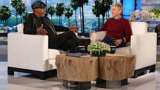 Samuel L. Jackson Wants to Take the Title of Highest-Grossing Actor Back From Harrison Ford