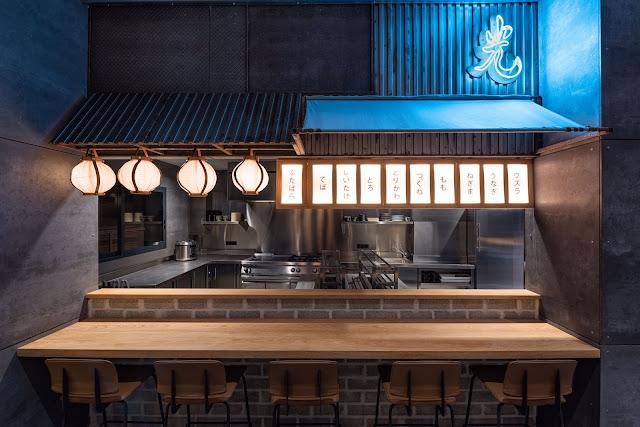 Hikari Yakitori Bar: brasas, pinchos y un local sorprendente