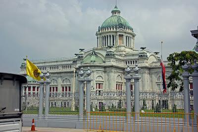 Palacio Dusit - Ananta Samakhom Hall
