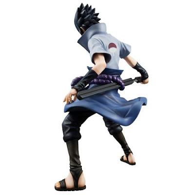 G.E.M. de Sasuke Uchiha - MegaHouse