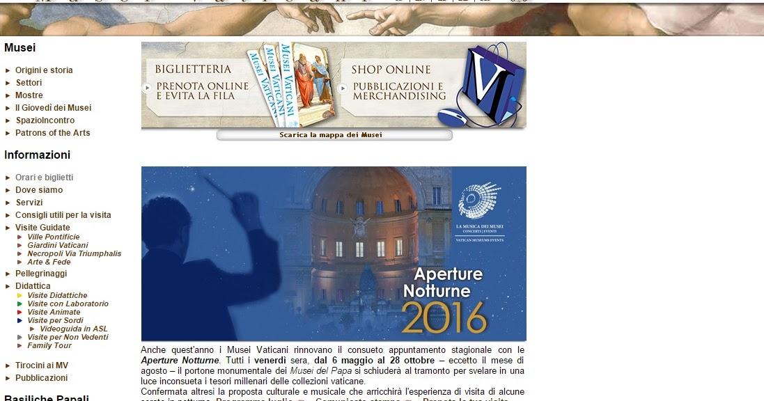Hello Museo ai Musei Vaticani