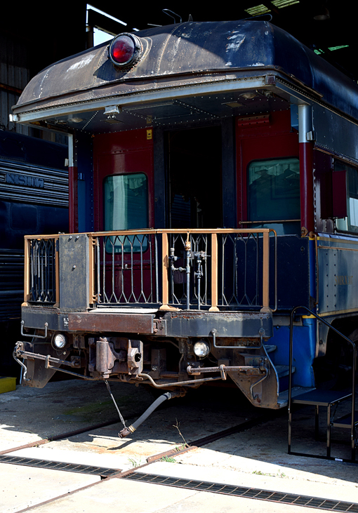 Southeastern Railway Museum | Photo: Travis S. Taylor