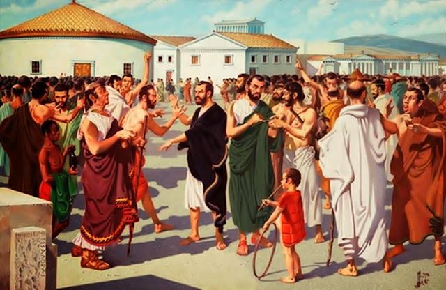 Εκφράσεις από την αρχαιότητα που χρησιμοποιούμε και σήμερα