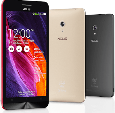 Download Firmware Asus Zenfone 6 A600CG