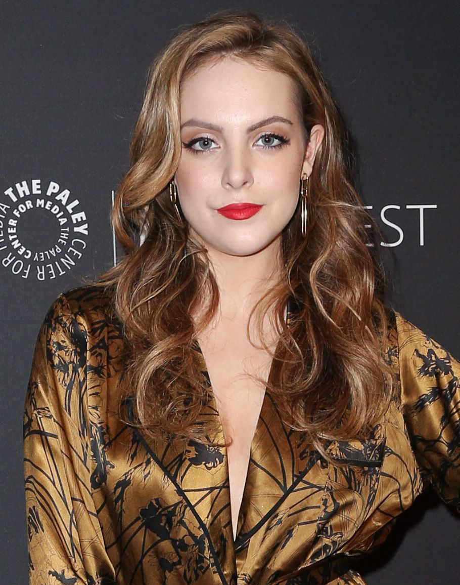 "Red Carpet Dresses: Elizabeth Gillies - ""Dynasty"" Event ..."