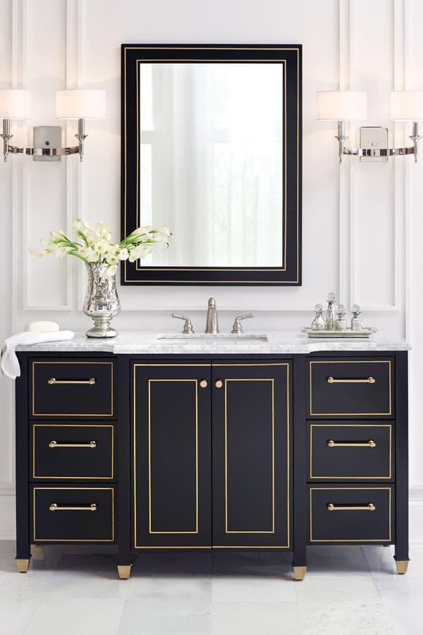 Home depot vanities for bathrooms