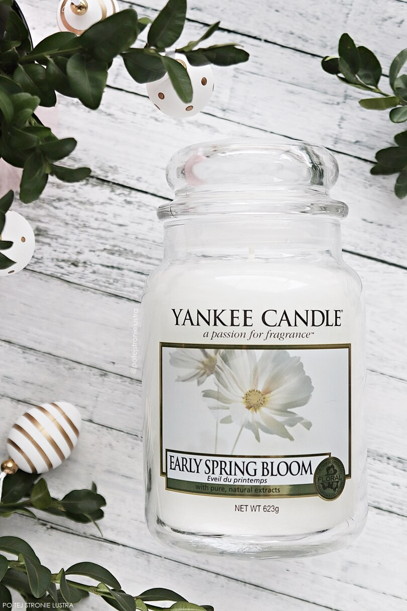 yankee candle early spring bloom blog