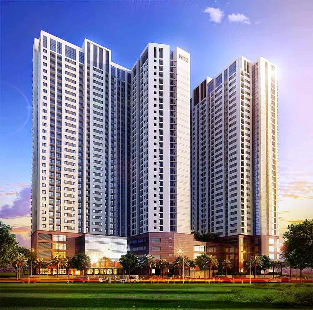 Điểm tên một số căn hộ chung cư giá rẻ tại Hà Nội