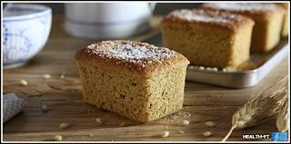 high fiber barley cakes