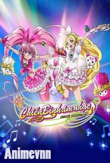 Chiến Binh Âm Nhạc Suite Precure - Suite Pretty Cure 2014 Poster