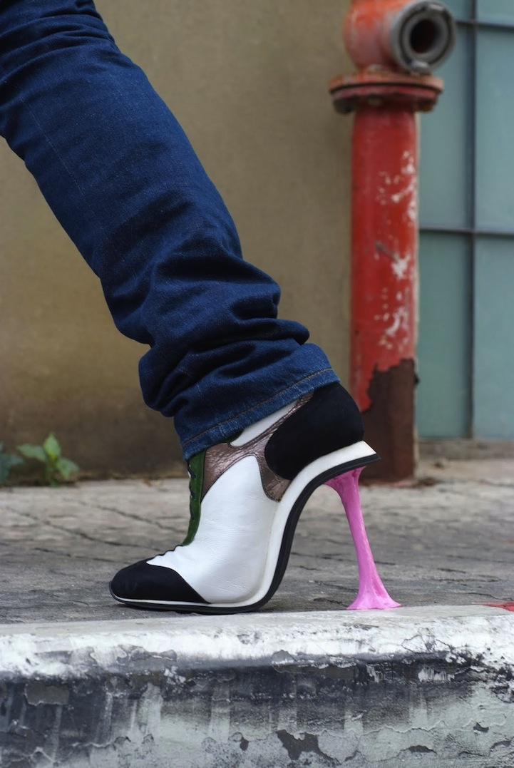 crazy heels