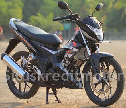 Motor Honda Honda Sonic 150R