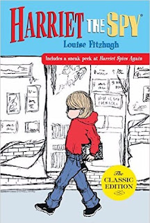harriet the spy, louise fitzhugh