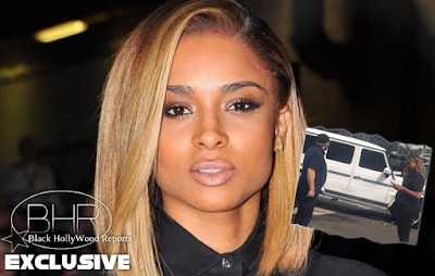 Singer Ciara Has Been Involved In A Car Accident !