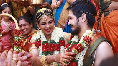 actor Nakul Sruti wedding photos