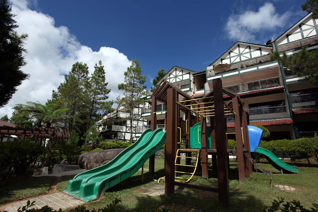 Hotel percutian keluarga menarik di Cameron Highlands
