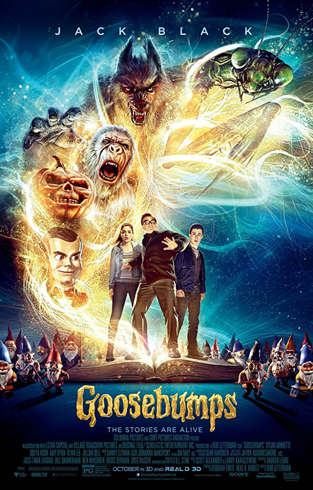 Goosebumps (2015) Subtitle Indonesia