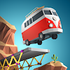 Poly Bridge Mod Mở Khóa  – Game xây cầu hay cho Android