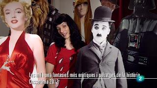 Vídeo | Roser Amills parla de fantasies eròtiques al Continuarà de TV2