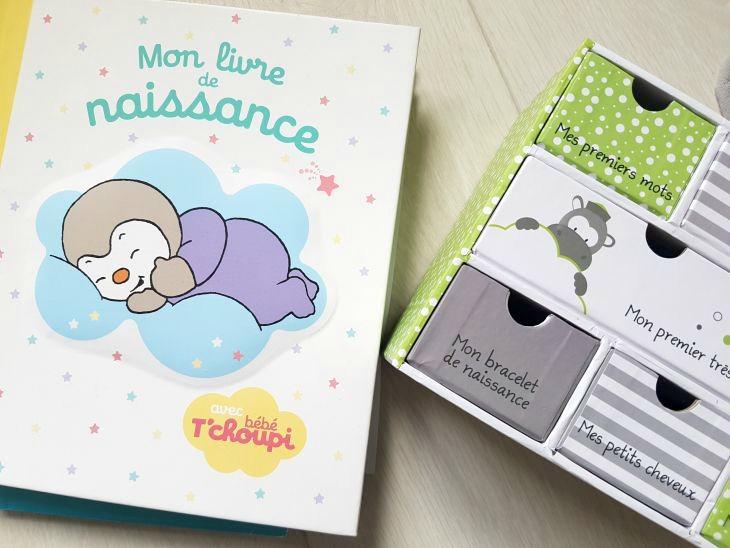 livre de naissance bébé