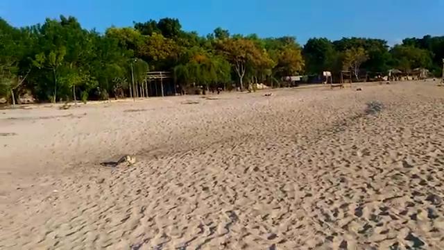 pantai sembilan gili genting