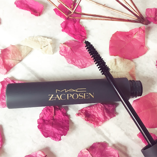 Lovelaughslipstick blog Mac Cosmetics Zac Posen Mascara Review