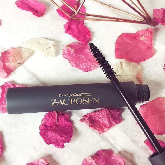 Lovelaughslipstick blog Mac Cosmetics Zac Posen Mascara Review