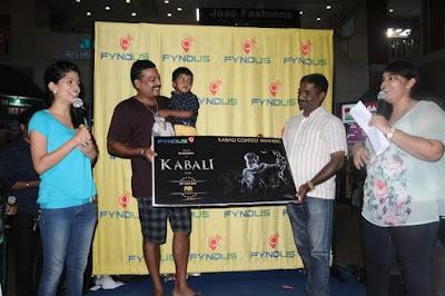 FYNDUS Kabali Contest Stills