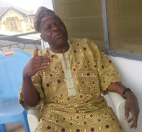 Kareem Adepoju AKA Baba Wande