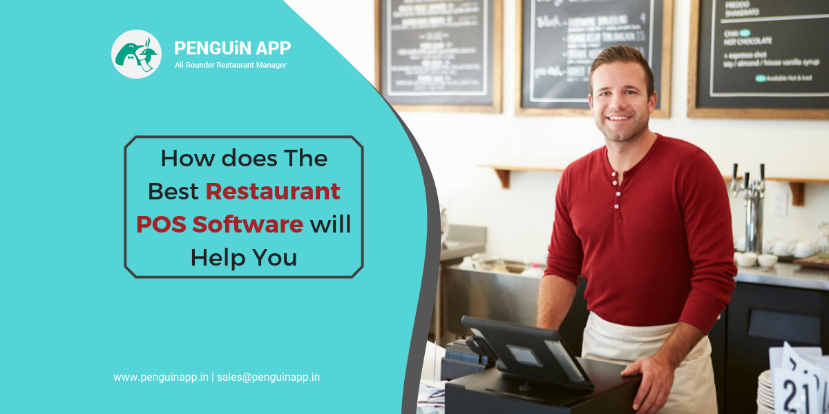 Accomplish More with Lesser Efforts using Restaurant POS Software