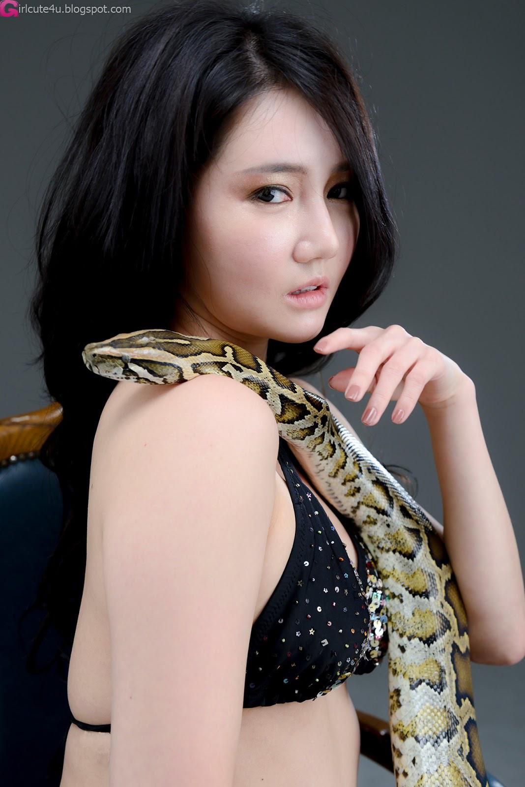 Snake Girl - Han Ga Eun | Sexy Girls, Nude girls, sexy