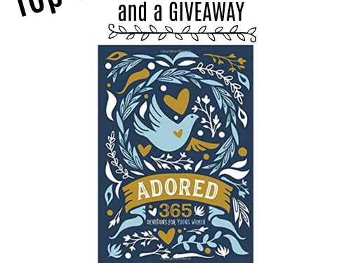Top 5 Devotionals for Teens and a GIVEAWAY