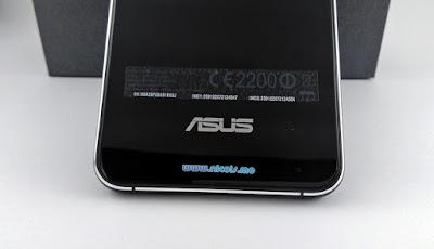 Bentuk dan desain Asus ZenFone 3 ZE520KL
